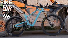 Bike of the Day: Undomestic Instictiv M97