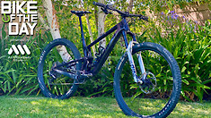 Bike of the Day: Santa Cruz Tallboy 4