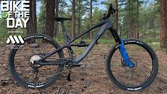 Bike of the Day: Guerrilla Gravity Gnarvana