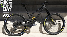 Bike of the Day: Evil Wreckoning V3
