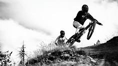 Antoine Pierron & Matteo Iniguez Ripping the Vallnord Bike Park
