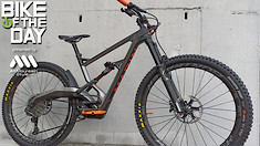 Bike of the Day: Marin Wolf Ridge Pro