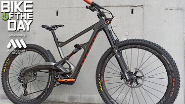 Bike of the Day: Marin Wolf Ridge Pro