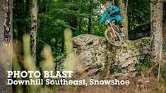 PHOTO BLAST - Downhill Southeast, Snowshoe