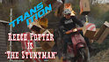 "Reece Potter is, ""The Stuntman"""