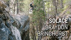 Always with the Massive Gaps, Braydon Bringhurst in His Latest Edit, SOLACE