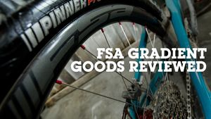 REVIEW - FSA Gradient WideR Carbon Rim, Gradient Stem, Carbon 35 Handlebar