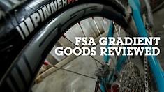 REVIEW - FSA Gradient WideR Carbon Rim, Gradient Stem, Carbon 35 Handlebar