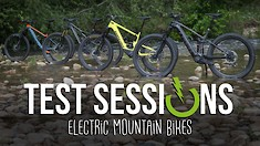 Vital MTB Test Sessions: Four Exciting Electric Mountain Bikes Reviewed Head-to-Head