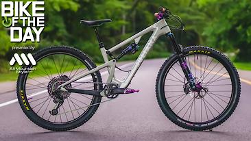 Bike of the Day: Juliana Furtado