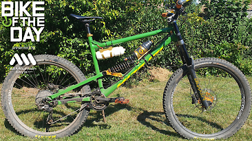 Bike of the Day: Nicolai G1 XXXL