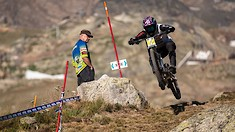 Commencal Riders at the French DH Cup #1