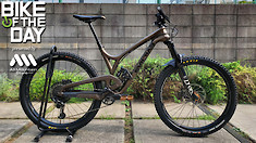 Bike of the Day: Evil The Wreckoning LB