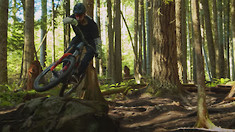 Using an E-Bike for Downhill Training - Seth Sherlock and the Intense Tazer