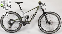 Bike of the Day: Kona Process 134 CR/DL