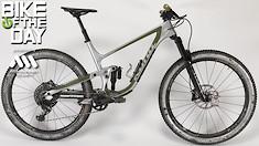 Bike of the Day: Kona Process 134 CR/DL