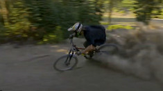 Let the Dust Fly! Caleb Cooper Shows What Mt. Shasta Bike Park Has on Tap