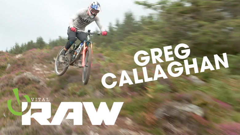 PINNED IN IRELAND - Greg Callaghan Vital RAW