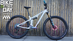 Bike of the Day: Yeti SB115