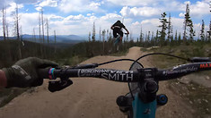 More Yeti SB165 DH - Joey Schusler and Nate Hills Rip Laps at Trestle