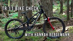 Bike Check: Hannah Bergemann's Transition TR11