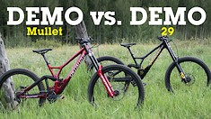 Demo Mullet vs Demo 29: Specialized DH Bikes Go Head-to-Head