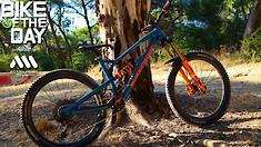 Bike of the Day: Nukeproof Mega 275 Carbon