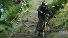 The Orbea FOX Team Returns to the World Stage - EWS Zermatt