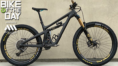 Bike of the Day: Yeti SB165 Mullet