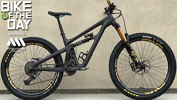Bike of the Day: Yeti SB165 Mullet