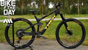 Bike of the Day: Trek Slash C