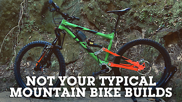 Not Your Typical Mountain Bikes - Vital Member Nicolai and Geometron Builds