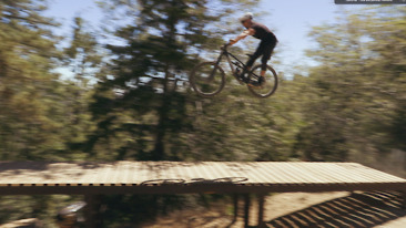 Impossible Gaps and Long Jump Comps - Canyon CLLCTV Raids Snow Summit Bike Park