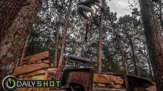 Abandoned Truck Gap - Daily Shot