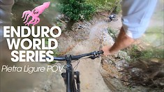 SQUIDVID - Enduro World Series POV with Sven and Crew, Pietra Ligure, Italy
