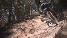 EWS Pietra Ligure with the Orbea Enduro Team