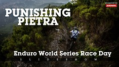 Enduro World Series Slideshow - Race Day from Pietra Ligure, Italy