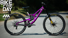 Bike of the Day: Santa Cruz V10 29