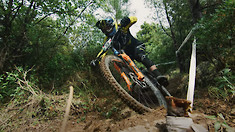 Roosting Berms and Throwing Mud - GT Factory Racing Takes on Pietra Ligure EWS Round 2