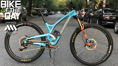 Bike of the Day: Evil Wreckoning