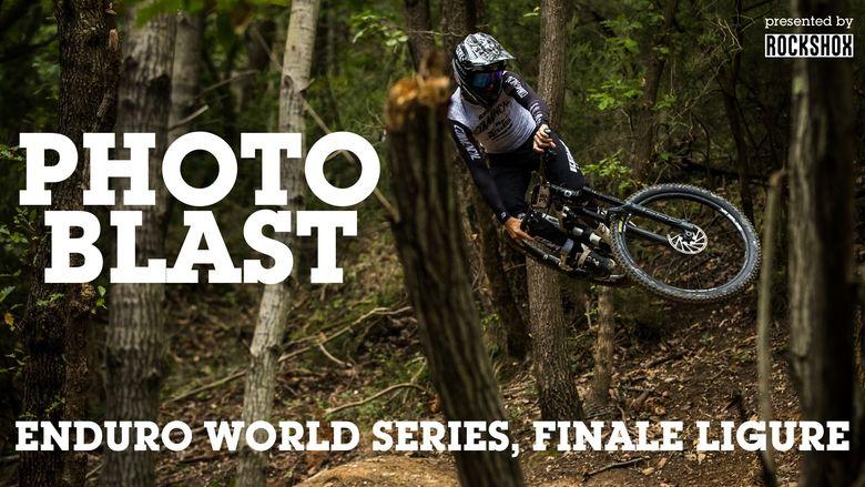 PHOTO BLAST - Enduro World Series, Finale