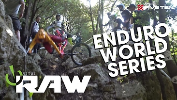 VITAL RAW - Flailing in Finale - Enduro World Series
