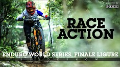 EWS Race Action Slideshow - Finale Ligure