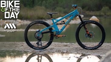 Bike of the Day: Orange Alpine 6