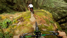 If It's This Steep on a GoPro...Holy Cow Remy Metailler!