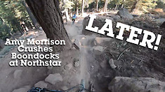 ONE LAP - Amy Morrison Crushes Boondocks