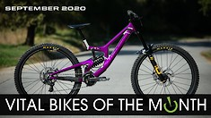 Vital Bikes of the Month, September 2020