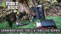 First Ride: Crankbrothers Cigar Tool Plug Kit, New M13/M20 Multitools