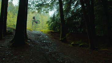 Reece Wilson Absolutely Smashes Wet Scottish Trails