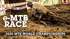 Mud, Wheels and Electricity in Collide in Leogang